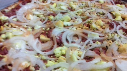 Pizza de Baiana