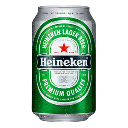Leve 3 Und - Cerveja Heineken Lata 350ml