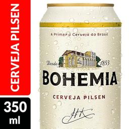 Leve 12 Und - Cerveja Bohemia Lata 350ml
