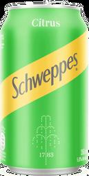 Leve 6 Refrigerante Citrus Schweppes Lata 350ml