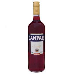 Leve 3 Und - Aperitivo Campari Bitter Garrafa 900ml