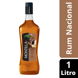 Leve 3 Und - Rum Montilla Carta Ouro 1L