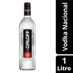 Leve 3 Und - Vodka Nacional Orloff 1 Litro