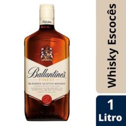 Whisky Escoces Ballantines Finest 1L