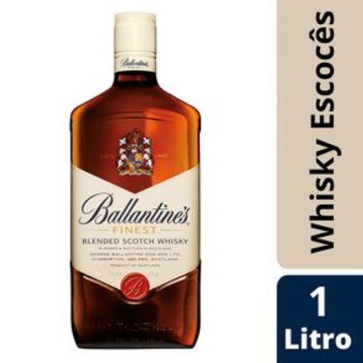 Ballantines Whisky Ballantine S Finest 8 Anos