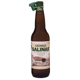 Leve 3 Und  Cachaça Salinas 600ml