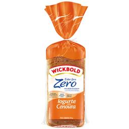 Leve 3 Und - Pão Forma Iogurte Cenoura Estar Leve Wickbold 370 g