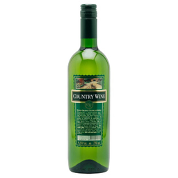 Leve 3 Und  Vinho Nacional Branco Suave Country Wine 750ml
