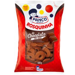 Leve 3 Und - Rosquinha de Chocolate Panco 500g