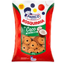 Leve 3 Und - Biscoito Rosquinha de Coco Panco 500g