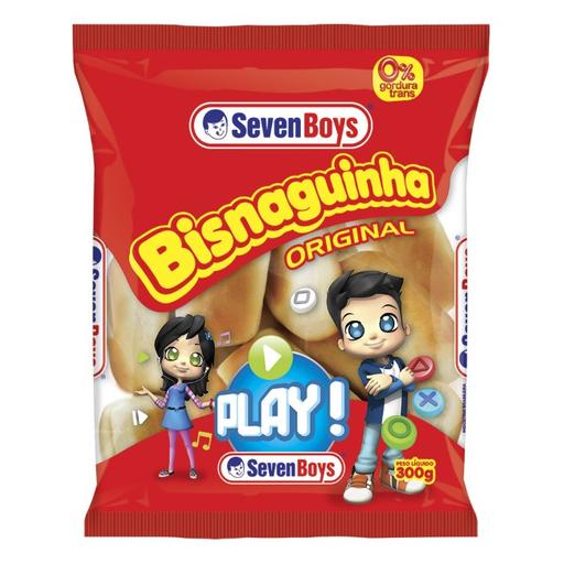 Seven Boys Pão Bisnaguinha