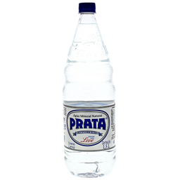 Leve 6 Água Mineral sem Gás Prata 1,5 Litro