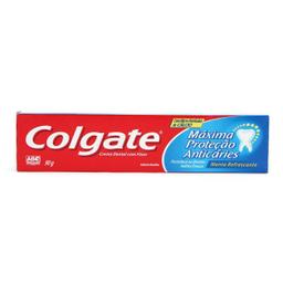 Leve 3 Creme Dental Colgate Máxima Proteção Anticáries 90g