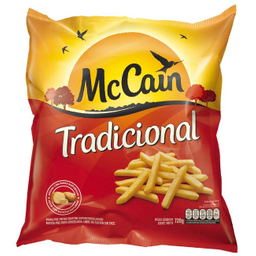 Batata Palito Congelada McCain 720g