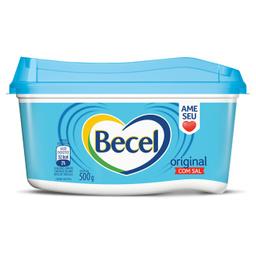 Leve 3 Und - Margarina Becel Com Sal Sem Lactose 500 g