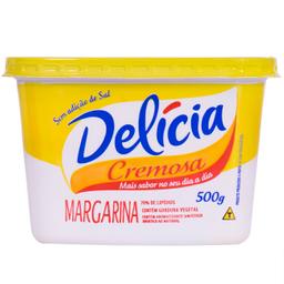 Leve 3 Und - Margarina Delicia Cremoso500G S/Sal