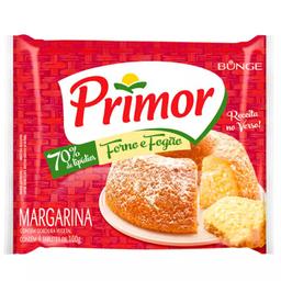 Leve 3 Und - Margarina Forno e Fogão Primor 400g