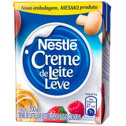 Leve 3 - Creme de Leite Tradicional Nestlé 200g