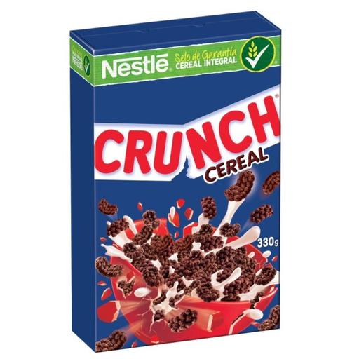 Crunch Cereal Matinal Nestlé Caixa