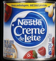 Leve 3 Und - Creme de Leite Tradicional Nestlé Lata 300g