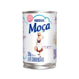 Leve 3 Und - Leite Condensado Moça Nestlé 395g