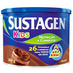 Leve 3 Und - Sustagen Kids Chocolate 380g