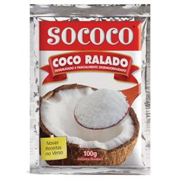 Leve 3 Und - Coco Ralado Sococo 100g