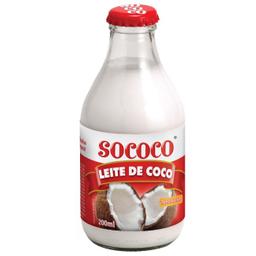 Leve 3 Und - Leite de Coco Sococo 200ml