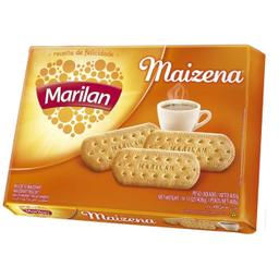 Leve 3 Und - Biscoito de Maizena Marilan 400g
