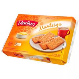 Biscoito de Maizena Manteiga Marilan 400g
