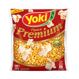 Milho de Pipoca Premium Yoki 500g