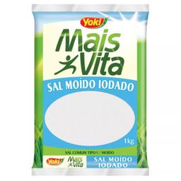 Leve 3 Und - Sal Mais Vita Yoki 1kg