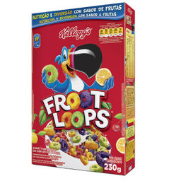 Leve 3 Und - Cereal Froot Loops Kellogg's 230g