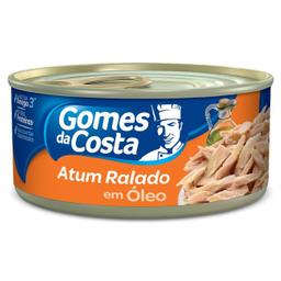 Leve 3 Und - Atum Ralado com Óleo Gomes Da Costa 170g