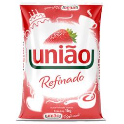 Leve 10 Und - Açúcar Refinado União 1kg