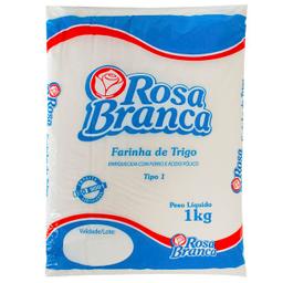 Farinha Trigo Rosa Branca 1Kg