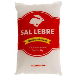 Leve 10 Und - Sal Grosso Lebre 1kg