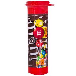 Leve 3 Und - Chocolate Mini Tubo M&M's 30g