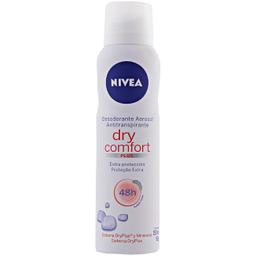 Desodorante Aero Nivea 150Ml Dry Comfort