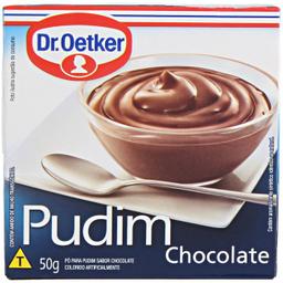 Leve 3 Und - Pudim Oetker Cxa 50G Chocolate