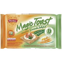 Leve 3 Und - Biscoito Integral Magic Toast Marilan 150g
