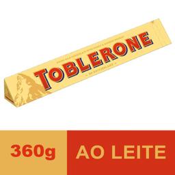 leve 3 Und - Chocolate TOBLERONE Ao Leite 100g