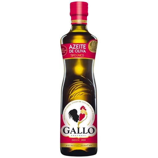 Gallo Azeite De Oliva Portugues Puro Vidro