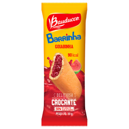Leve 3 Und - Biscoito Recheado Maxi Goiabinha Bauducco 30g