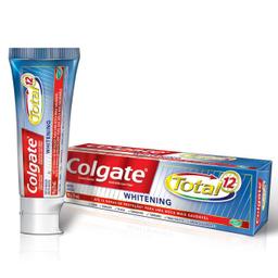 Leve 3 Creme Dental Colgate Total 12 Whitening 90g