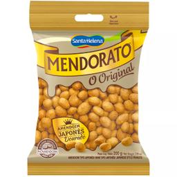 Leve 3 Und  Amendoim Mendorato Japonês Pacote 200g