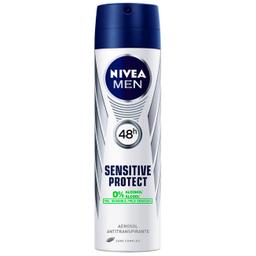 Desodorante Aerosol Sensitive Protect Nivea 150ml