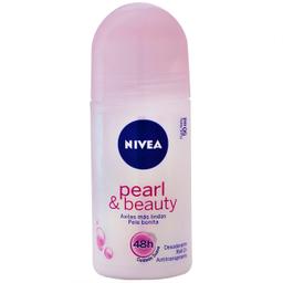 Desodorante Rollon Nivea 50Ml Pearl Beauty