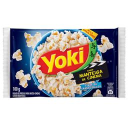 Leve 3 Milho de Pipoca p/ Microondas Manteiga de Cinema Pop Corn
