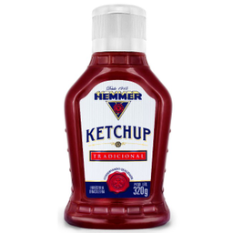 Leve 3 Und  Ketchup Tradicional Hemmer 320g